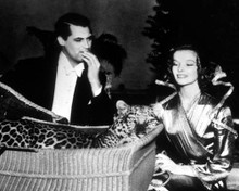 Cary Grant & Katharine Hepburn in Bringing Up Baby Poster and Photo