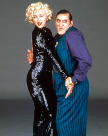 Madonna & Al Pacino Poster and Photo