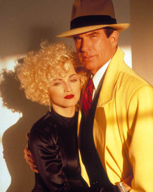 Madonna & Warren Beatty Poster and Photo