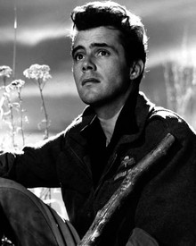 Dirk Bogarde in Ill Met By Moonlight a.k.a. Night Ambush Poster and Photo