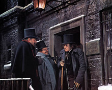 Albert Finney in Scrooge Poster and Photo
