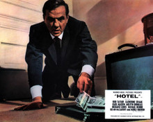 Karl Malden in Hotel Poster and Photo