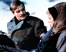 Julie Christie & Omar Sharif in Doctor Zhivago Poster and Photo