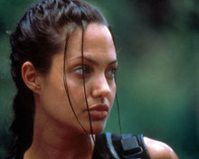 Angelina Jolie in Lara Croft: Tomb Raider a.k.a. Tomb Raider Poster and Photo