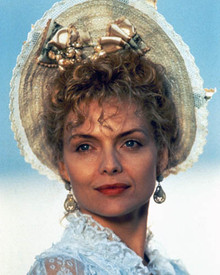 Michelle Pfeiffer in The Age of Innocence Poster and Photo