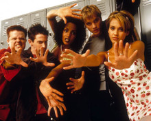 Jessica Alba & Seth Green in Idle Hands Poster and Photo
