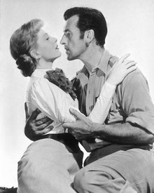 Deborah Kerr & Stewart Granger in King Solomon's Mines (1950) Poster and Photo