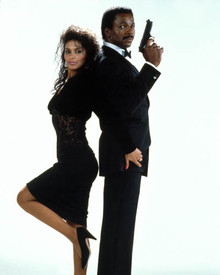 Vanity & Carl Weathers in Action Jackson Poster and Photo