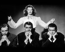 Katharine Hepburn & John Howard in The Philadelphia Story Poster and Photo