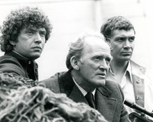 Martin Shaw & Gordon Jackson in The Professionals Poster and Photo