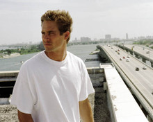 Paul Walker in 2 Fast 2 Furious Poster and Photo