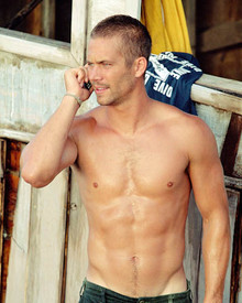Paul Walker in Into the Blue Poster and Photo