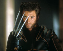 Hugh Jackman in X-Men Poster and Photo