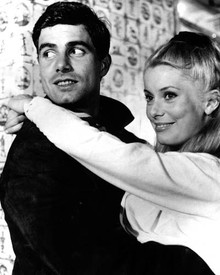Catherine Deneuve & Nino Castelnuovo in Les Parapluies de Cherbourg a.k.a. The Umbrellas of Cherbourg Poster and Photo