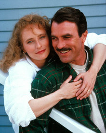 Tom Selleck & Laila Robins in An Innocent Man Poster and Photo