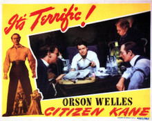 Poster in Citizen Kane Poster and Photo