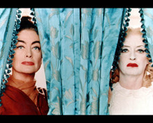 Bette Davis & Joan Crawford in What Ever Happened to Baby Jane? Poster and Photo