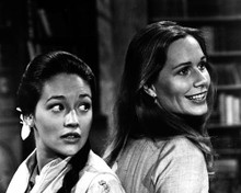 Olivia Hussey & Sally Kellerman in Lost Horizon (1973) Poster and Photo