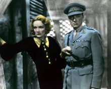 Marlene Dietrich & Clive Brook in Shanghai Express Poster and Photo