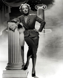 Marlene Dietrich in Stage Fright a.k.a. Le grand alibi (Alfred Hitchcock) Poster and Photo