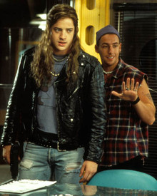 Brendan Fraser & Adam Sandler Poster and Photo