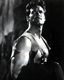 Steve Reeves in Thief of Bagdad (1960) Poster and Photo