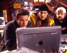 Ben Affleck & Jason Mewes in Jay and Silent Bob Strike Back Poster and Photo