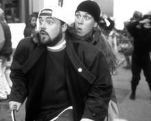 Kevin Smith & Jason Mewes in Jay and Silent Bob Strike Back Poster and Photo