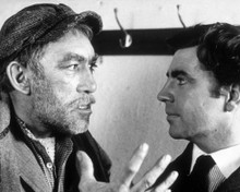 Anthony Quinn & Alan Bates in Zorba The Greek a.k.a. Zorba le Grec Poster and Photo