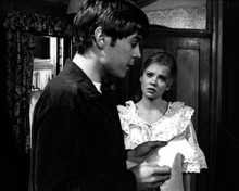 Hayley Mills & Hywel Bennett in The Family Way Poster and Photo