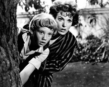 Hayley Mills & Maureen O'Hara in The Parent Trap (1961) Poster and Photo