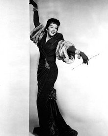 Rosalind Russell in Auntie Mame Poster and Photo