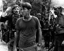 Martin Sheen & Dennis Hopper in Apocalypse Now Poster and Photo