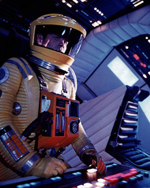 Gary Lockwood in 2001: A Space Odyssey Poster and Photo