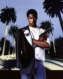 Eddie Murphy in Beverly Hills Cop Poster and Photo