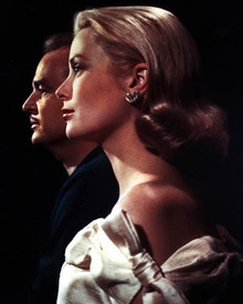 Grace Kelly & Prince Rainier Poster and Photo