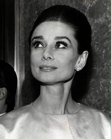 Audrey Hepburn Poster and Photo