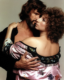 Barbra Streisand & Kris Kristofferson in A Star is Born (1976) Poster and Photo