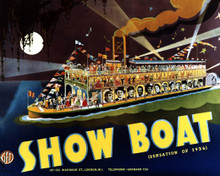 Poster in Show Boat (1936) Poster and Photo