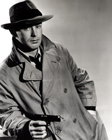 Alan Ladd in This Gun for Hire (1942) Poster and Photo