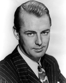 Alan Ladd in Lucky Jordan Poster and Photo
