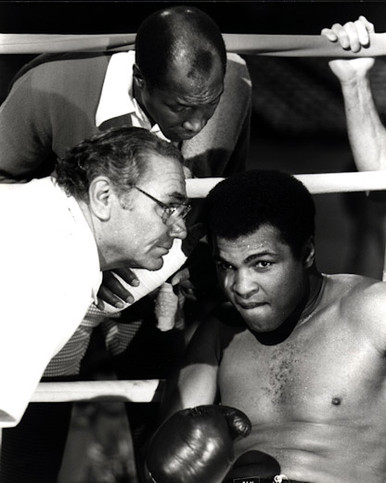 Muhammad Ali & Ernest Borgnine Poster and Photo