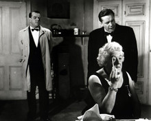 Margaret Rutherford & Charles 'Bud' Tingwell in Murder Most Foul Poster and Photo
