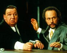 Billy Crystal & Joe Viterelli in Analyze This Poster and Photo