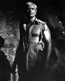 Ron Ely in Doc Savage: Man of Bronze Poster and Photo