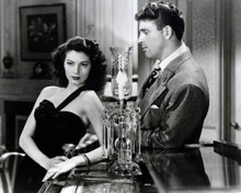 Ava Gardner & Burt Lancaster in The Killers a.k.a. A Man Alone Poster and Photo