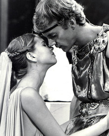 Malcolm McDowell & Teresa Ann Savoy in Caligula (1979) Poster and Photo