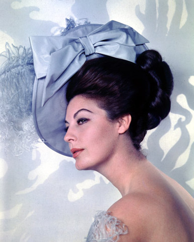 Ava Gardner in 55 Days at Peking Poster and Photo