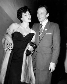 Ava Gardner & Frank Sinatra Poster and Photo