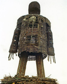 The Wicker Man Poster and Photo